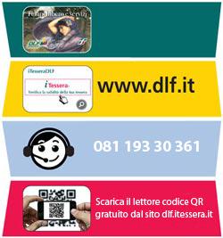 iTessera® DLF Card